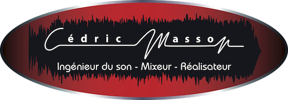 Cédric Masson | Sound Engineer - Mixer